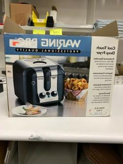 Waring Pro Professional Quality Cool Touch Deep Fryer WPF100