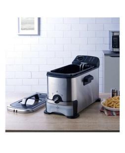 Professional High Quality Brand 3-Liter Filter Deep Fryer St