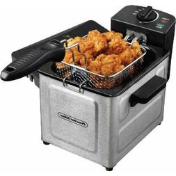 Proctor-Silex Professional-Style Deep Fryer, 1.5 L Oil Capac