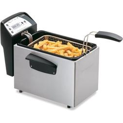 Presto Digital ProFry 9-Cup Immersion Deep Fryer