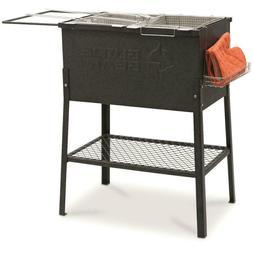 Propane Deep Fryer Patio Deck Cooker Camping Fishing Portabl