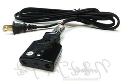 AC Power Cord for Presto GranPappy Deep Fryer Model 0541002