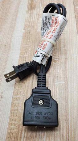 Rival Model MDP-1 Deep Fryer Magnetic Breakaway Power Cord T