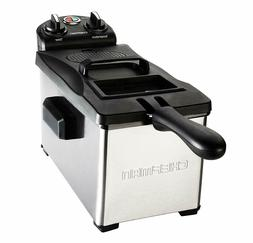 rj07 3ss t deep fryer 1500w stainless