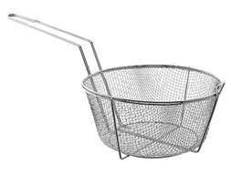 """Update International  11 1/2"""" Round Wire Fry Basket, New, Fr"""