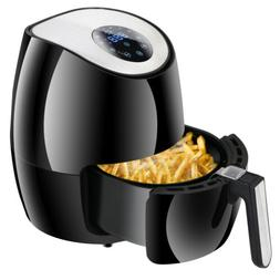 Small Verision Air Fryer Deep Fryer Temperature Control 7 pr
