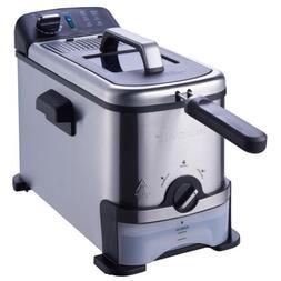 stainless steel deep fryer 3 liter