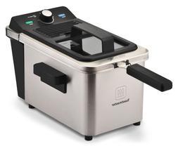 Toastmaster 2.5 Liter Stainless Steel Deep Fryer NEW
