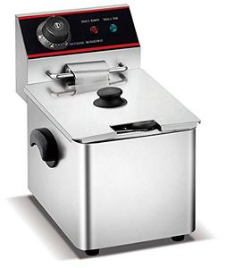 WYZworks 2500w 6L Stainless Steel Electric Countertop Deep F