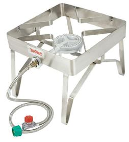 Bayou Classic Stainless Steel Square Burner