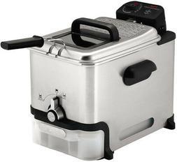 T-Fal Deep Fryer 1700 Watt 8L Capacity EZ Clean Oil Filtrati