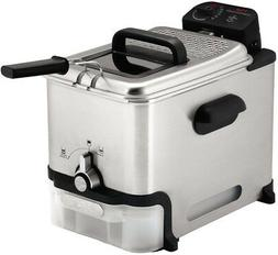 T-Fal Deep Fryer Ultimate Clean Dishwasher Safe Automaticall