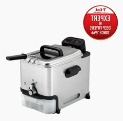 T-fal Deep Fryer with Basket,Oil Filtration, 3.5 L oil capac