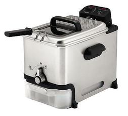t fal deep fryer with basket oil