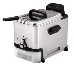 T-fal FR8000 Deep Fryer With Basket Stainless Steel Oil Filt