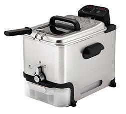 T-Fal FR8000 Deep Fryer with Basket, Oil Fryer with Oil Filt