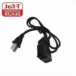 T-Fal SS-992896 FF103850/89 Deep Fryer Power Cord Black Magn