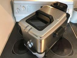 T-Fal Ultimate EZ Clean Deep Fryer, FR800050