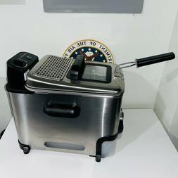 T-Fal Ultimate EZ Clean Semi-Pro Deep Fryer, FR8000