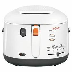 Tefal 2.2 Quart Cool Touch Deep Fryer White FF165151