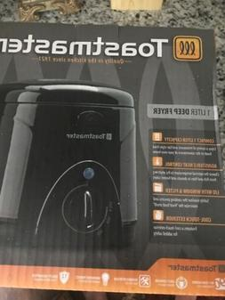 Toastmaster TM-81DF Deep Fryer, 1 L, Black *Brand New Retail