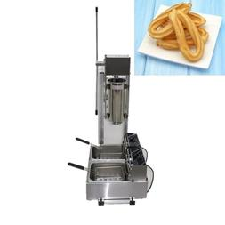 Top quality commercial use 5L commercial electric churro mak