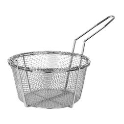 Thunder Group Wire Mesh Round 14 Fry Basket