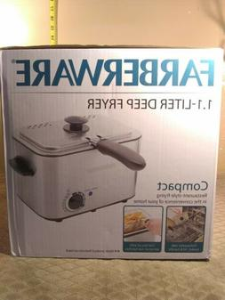 Farberware WM-16116 1.1 Liter Deep Fryer Stainless steel min