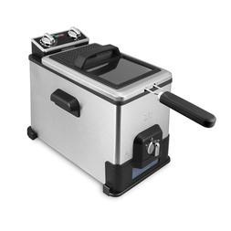 Kalorik XL 4.0L Deep Fryer with Oil Filtration System
