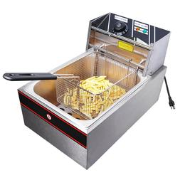 Yescom 6L 2500W Professional Commercial Electric Countertop